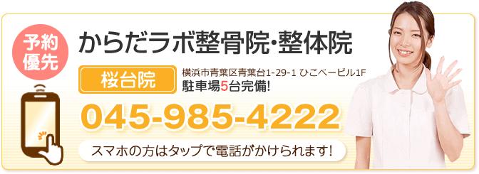 桜台院の電話番号:045-985-4222