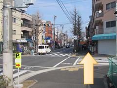 青葉台駅からのアクセス04